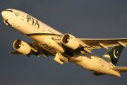AP-BGL - PIA - Pakistan International Airlines Boeing 777-200ER aircraft