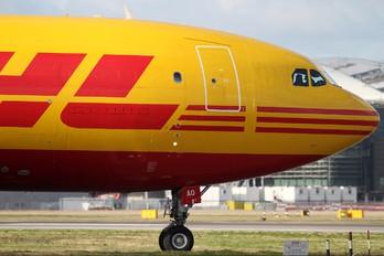 D-AEAO - DHL Cargo Airbus A300F