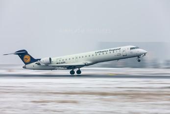 D-ACPA - Lufthansa Regional - CityLine Canadair CL-600 CRJ-700