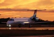 LX-LGI - Luxair Embraer ERJ-145 aircraft