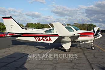 TG-ESA - Private Beechcraft 58 Baron