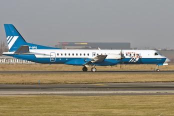 VP-BPQ - Polet Flight SAAB 2000