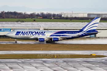 N949CA - National Airlines Boeing 747-400BCF, SF, BDSF
