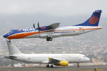EC-KNO - Islas Airways ATR 72 (all models)