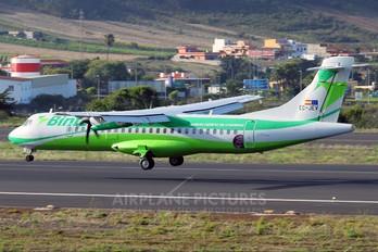 EC-JEV - Binter Canarias ATR 72 (all models)