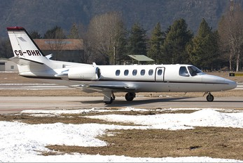 CS-DHR - NetJets Europe (Portugal) Cessna 550 Citation Bravo