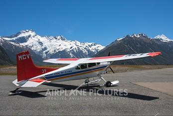 ZK-MCV - Mount Cook Ski Planes Cessna 185 Skywagon