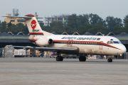S2-ACV - Biman Bangladesh Fokker F28 aircraft