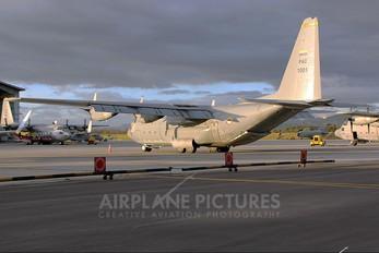 FAC1001 - Colombia - Air Force Lockheed C-130B Hercules