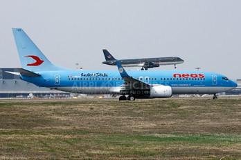 I-NEOS - Neos Boeing 737-800