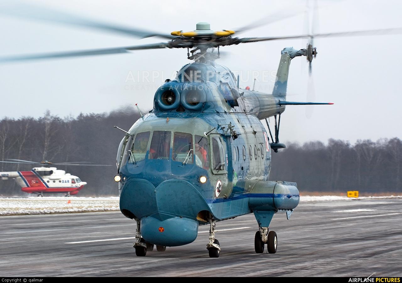 Poland - Navy 1002 aircraft at Darłowo