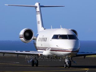 N601KK - Private Canadair CL-600 Challenger 600 series