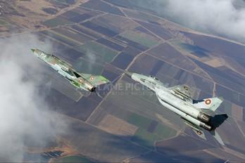 17 - Bulgaria - Air Force Mikoyan-Gurevich MiG-29A