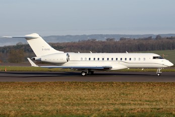 G-OXRS - Private Bombardier BD-700 Global Express
