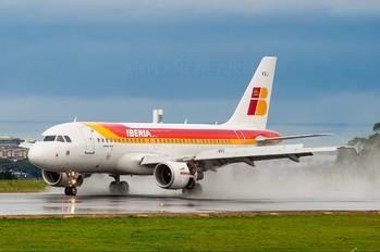 EC-KBJ - Iberia Airbus A319