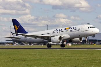 I-WEBA - Air One Airbus A320
