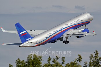 RA-64519 - Russia - Air Force Tupolev Tu-214 (all models)