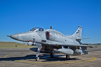 C-933 - Argentina - Air Force Douglas A-4AR Fightinghawk
