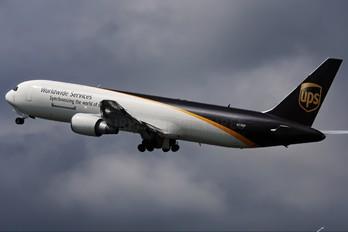 N310UP - UPS - United Parcel Service Boeing 767-300F