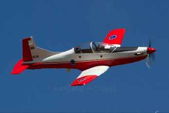 2038 - South Africa - Air Force Pilatus PC-7 I & II