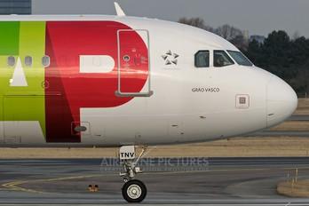 CS-TNV - TAP Portugal Airbus A320