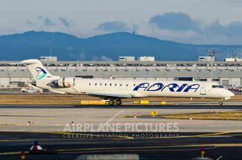 S5-AAO - Adria Airways Canadair CL-600 CRJ-900