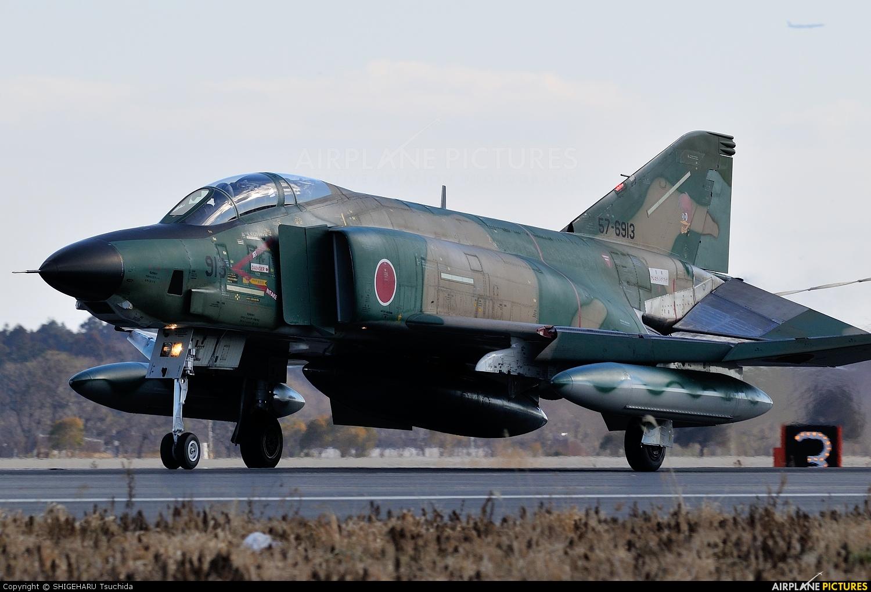 Japan - Air Self Defence Force 57-6913 aircraft at Ibaraki - Hyakuri AB