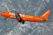 G-EZUI - easyJet Airbus A320 aircraft