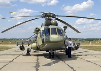 07 - Russia - Air Force Mil Mi-8MTV-5