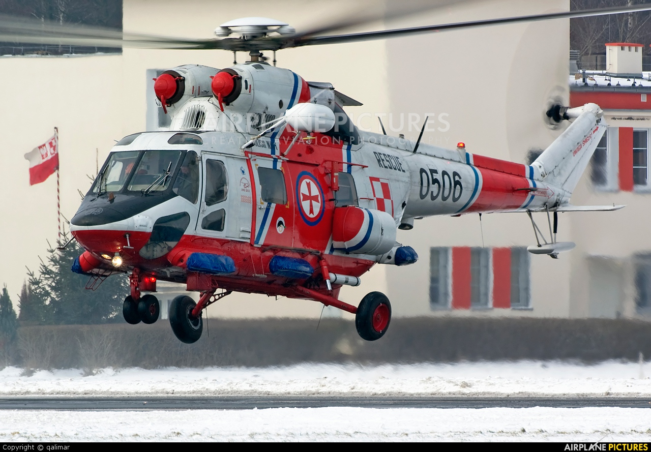 Poland - Navy 0506 aircraft at Darłowo