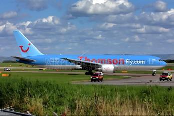 G-OBYF - Thomson/Thomsonfly Boeing 767-300ER