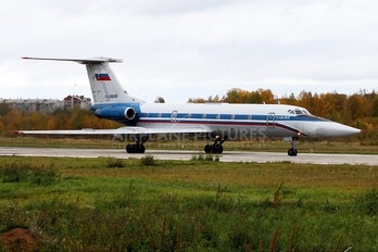 RF-66049 - Russia - Ministry of Internal Affairs Tupolev Tu-134UBL