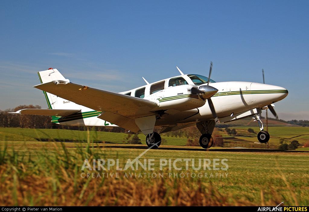 Private ZS-JJV aircraft at Richmond