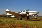 ZS-JJV - Private Beechcraft 58 Baron aircraft