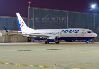 VP-BPI - Orenair Boeing 737-800