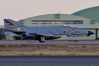 87-8411 - Japan - Air Self Defence Force Mitsubishi F-4EJ Kai