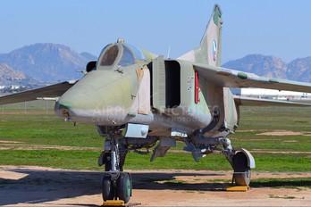 5744 - Czechoslovak - Air Force Mikoyan-Gurevich MiG-23BN