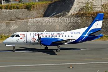 HR-AXT - Aerolineas Sosa SAAB 340