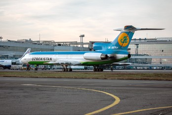 UK85764 - Uzbekistan Airways Tupolev Tu-154M