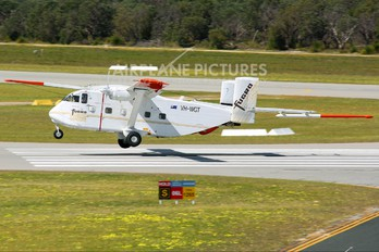 VH-WGT - Fugro Airborne Surveys Short SC.7 Skyvan