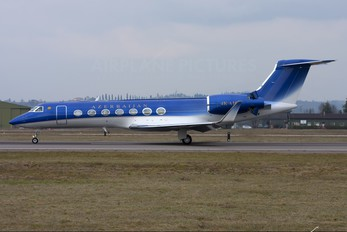 4K-A106 - Azerbaijan - Government Gulfstream Aerospace G-V, G-V-SP, G500, G550