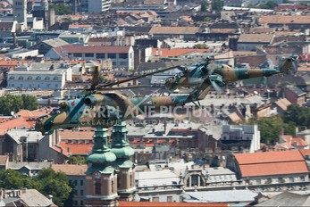582 - Hungary - Air Force Mil Mi-24V