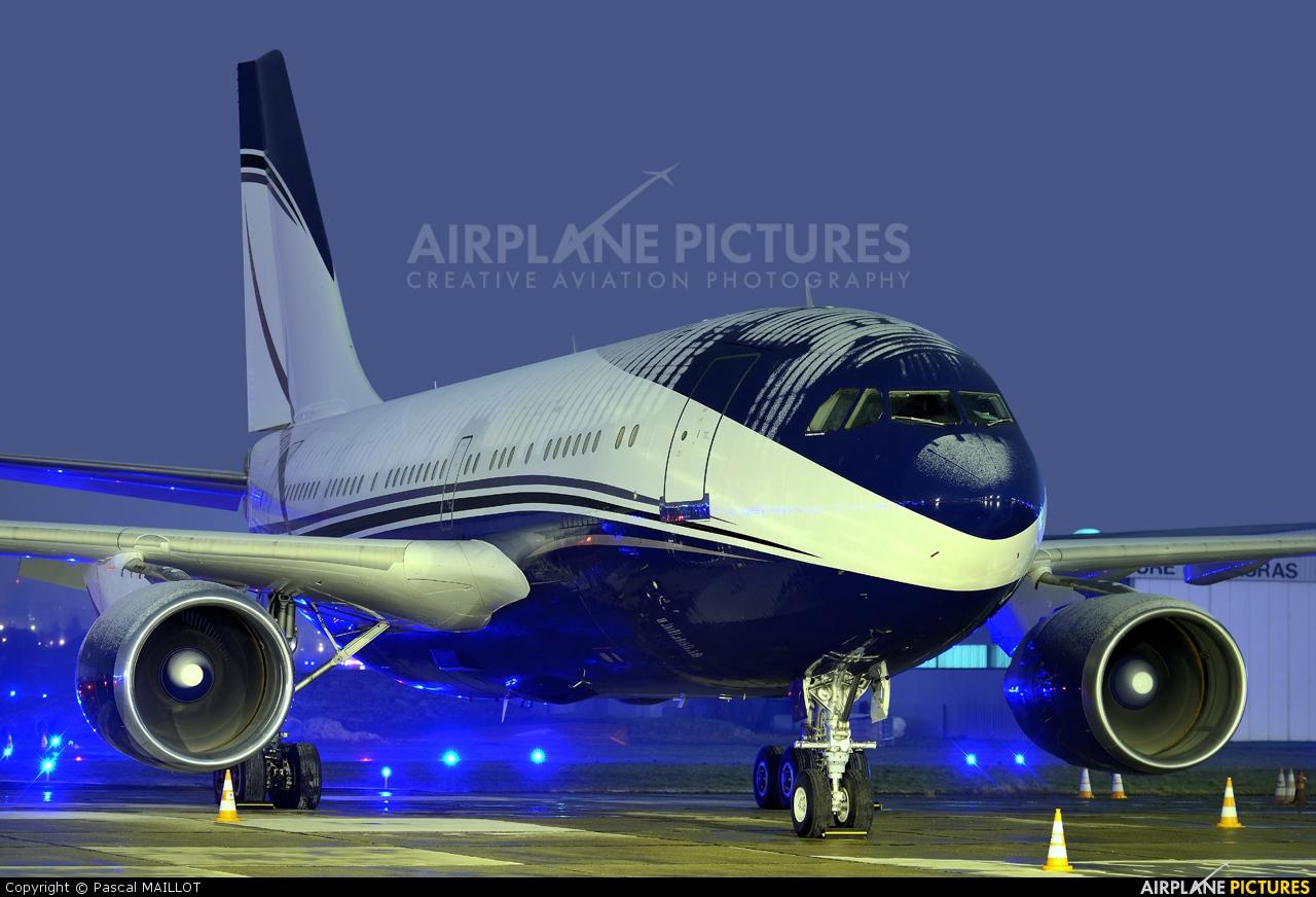 Arabasco  HZ-NSA aircraft at Paris - Le Bourget