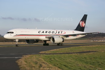C-FKCJ - Cargojet Airways Boeing 757-200F