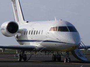 D-AHLE - Private Canadair CL-600 Challenger 604
