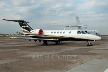 N481AM - Private Cessna 525C Citation CJ4