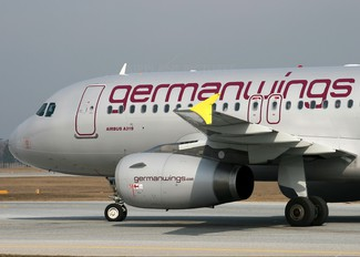 D-AGWB - Germanwings Airbus A319