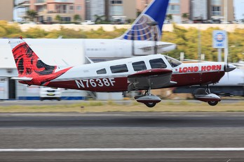 N7638F - Private Piper PA-32 Cherokee Six