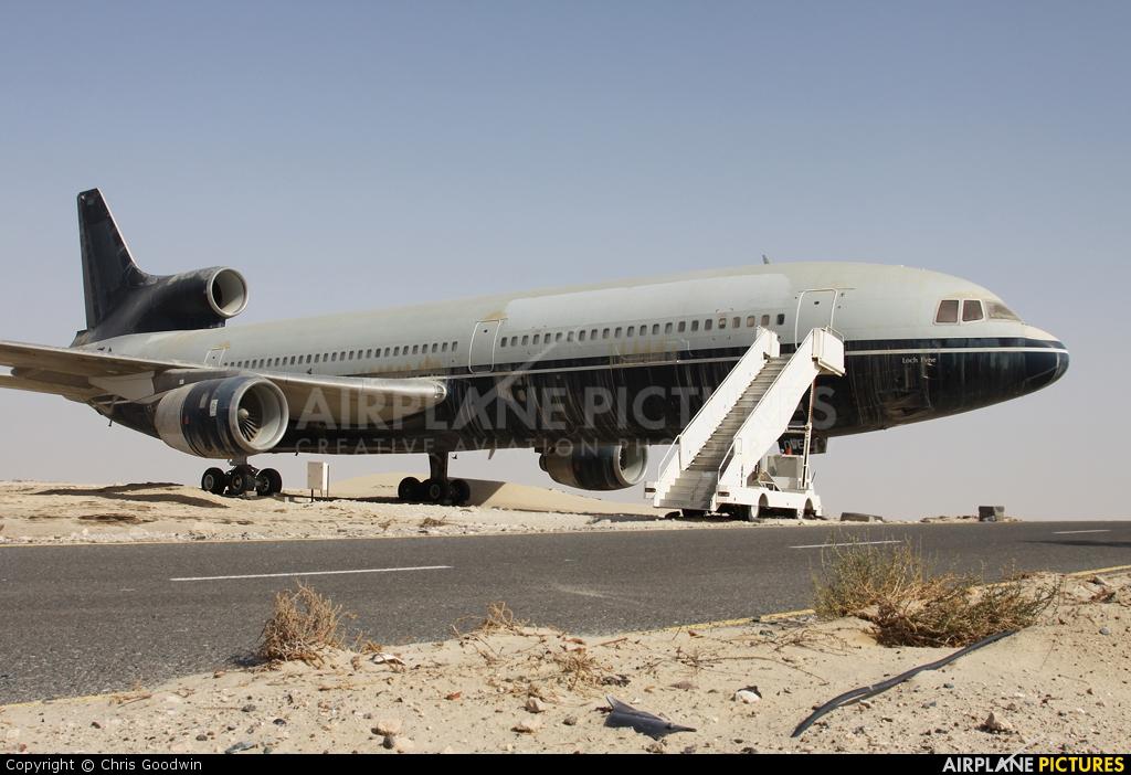 AMW Tchad TT-DWE aircraft at Off Airport - UAE