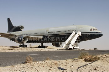 TT-DWE - AMW Tchad Lockheed L-1011-100 TriStar